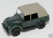 Nash Avtoprom 1/43 diecast soviet russian military car GAZ 69A green USSR CCCP