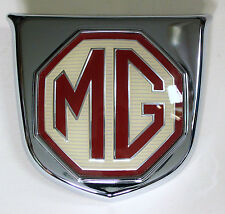 MGF Front Grill Badge, Brand New, Genuine MG Rover part DAB101370