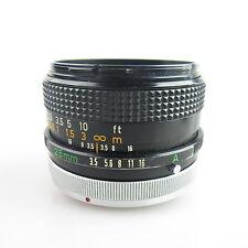 Canon FD 28mm 1:3.5 S.C. Objektiv / lens