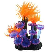 Colorful Artificial Resin Coral Fish Tank Aquarium Underwater Decoration Supply