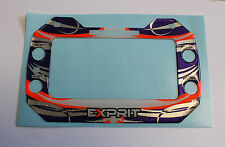 EXPRIT STYLE GEL STICKER FOR MYCHRON 5 - KARTING