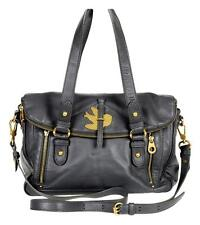Marc By Marc Jacobs Petal to the Metal Voyage Satchel Bag Gray New