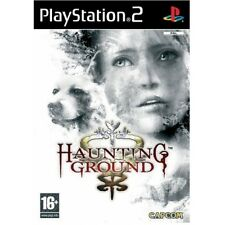 Haunting Ground Game PS2 - Brand new!