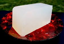 ULTRA CLEAR TRANSPARENT ORGANIC GLYCERIN MELT & POUR SOAP BASE 100% PURE 10 LB