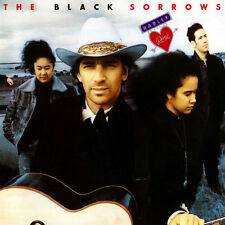 Black Sorrows - Harley & Rose - cassette tape
