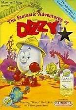 The Fantastic Adventures of Dizzy (Nintendo Entertainment System GAME NES HQ