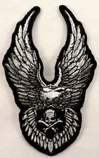 Eagle Emblem Wings Biker Motorcycle Uniform Patch