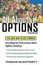 Options : The Easy Way to Get Started by Thomas A. McCafferty (2006, Paperback,