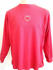 NIKE TWO HEAD EAGLE 1972 RED JERSEY MEN SIZE L RARE NICE VINTAGE