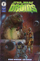 STAR WARS DROIDS #4 (1995) - Back Issue