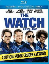 The Watch (Blu-ray Disc, 2012) Ben Stiller, Vince Vaughn, Jonah Hill