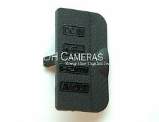 USB DC IN HDMI AV OUT Interface Terminal Rubber Cover Lid For Nikon D90
