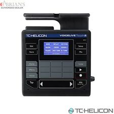 TC Helicon VoiceLive Touch 2 Vocal Designer (996358011) U.S. Authorized Dealer