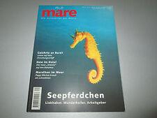 mare - Die Zeitschrift der Meere - No. 21 - Seepferdchen Liebhaber Wunderheiler