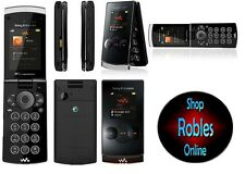 Sony Ericsson Walkman W980i 8GB Black (Ohne Simlock) 3G 4BAND Bluetooth GUT OVP