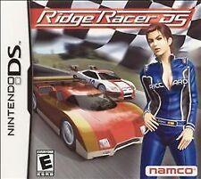 Ridge Racer DS  ~ ~ Nintendo DS (3ds) ~ ~ COMPLETE & MINT