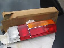 BMW E3 2500 2800 Bavaria-- '71 Rt Taillight Lens NEW/ OEM / Perfect/ 63211350702