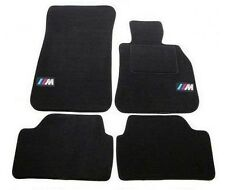BMW 3 Series Coupe E46 1998 - 2006 Tailored Black Carpet Car Floor Mats (8-TC)