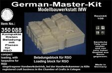 350088, descarga, 1:35, carga para RSO, resin, gmkt World of War II, History