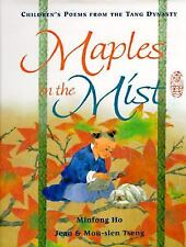 Maples in the Mist: Poems for Children from the Tang Dynasty-ExLibrary