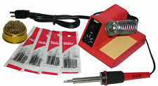 Weller WLC100 40 Watt Analog Soldering Station Incl 4 Tips + BONUS TIP CLEANER!