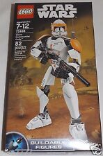 LEGO Star Wars CLONE COMMANDER CODY 75108 Buildable Figure Disney Clone Wars