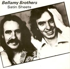 THE BELLAMY BROTHERS Satin Sheets Vinyl Record 7 Inch Warner Bros. K 16775 1976