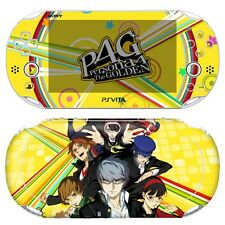 POPSKIN Skin Decals Stickers For PS VITA SLIM PCH-2000 Series Persona #04 + Gift