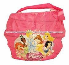 DISNEY PRINCESS Nylon Collapsible Pail HALLOWEEN/EASTER Bucket/Basket NEW!
