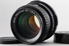 [Near Mint!]Pentax SMC 67 105mm f/2.4 Late Model Lens for 6X7 67 from Japan #49