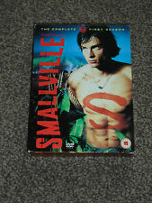 SMALLVILLE : THE COMPLETE FIRST SEASON ( 1 1st ) DVD BOXSET (FREE UK P&P)