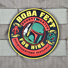Boba Fett for Hire Morale Patch