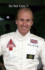Perry McCarthy Andrea Moda F1 Portrait 1992 Photograph 1