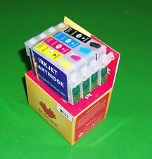 Refillable T1411 to T1414 Cartridges for EPSON ME32 ME320 ME340