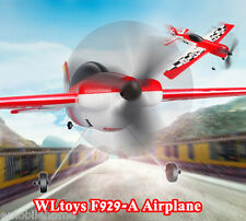WLtoys F929-A 2.4G 4CH 6-Axis Gyro RTF RC Sport Wing Aircraft Airplane Drone Toy
