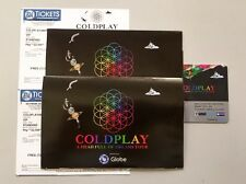 COLDPLAY Manila Concert Tickets - VIP - A Head Full of Dreams Tour