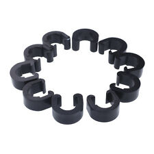 10pcs Jagwire C-Clip Cable Housing Hose Guide For Bicycle Fork MTB-Frame New