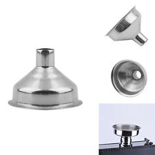 1Pc Stainless Steel Funnel For Most Hip Flasks Flask Wine Pot Wide Mouth New