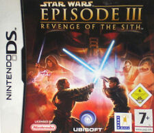 Star Wars Episode III: Revenge of the Sith (Nintendo DS, 2005) UK PAL COMPLETE