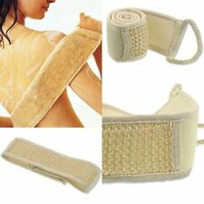 Exfoliating Loofah Loofa Back Strap Bath Shower Body Sponge Body Scrubber Brush