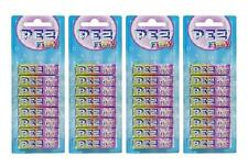 4 x Pack Of 8 PEZ Refills Fizzy Flavour Sweets For PEZ Dispenser (32 Refills)