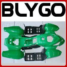 GREEN Plastics Fairing Fender Guards Cover Kit 110cc 125cc Quad Dirt Bike ATV
