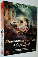 Descendants Of The Sun Korean Drama DVD with Good English Subtitle