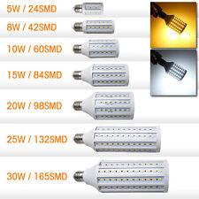 Energy Saving E27/E14 15W/12W/8W/5W SMD 5630 LED Lights LED Corn Lamp Bulb