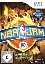 Nintendo Wii Jeu EA Sports NBA Jam Basketball Neuf