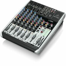 Behringer Xenyx Q1204USB Studio / Live Mixer USB Analog Mixing Desk + Effects