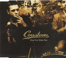 COUSTEAU Wish you were her | CD Maxi UK 2001