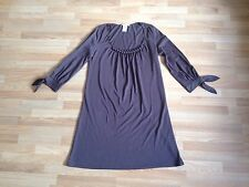 Ladies Brown Nanette Lepore Tunic Top, 3/4 Length Sleeves - Size XS *Worn Once*