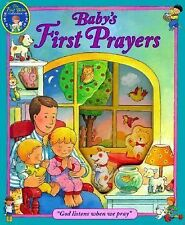 Baby's First Prayers (First Bible Collection) Pd Board book