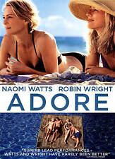 Adore DVD (2013) Widescreen New Sealed Naomi Watts & Robin Wright
